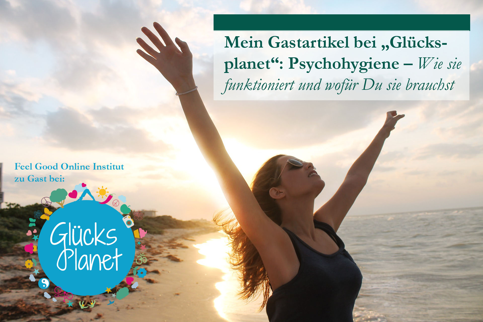 Christin Prizelius, Silja Mahlow, Wirtschaftspsychologie, Feel Good