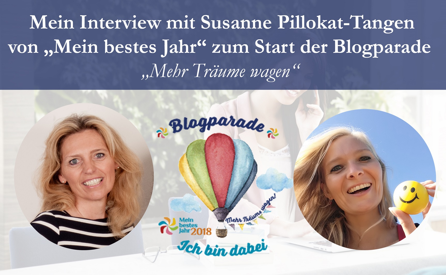 Susanne Pillokat-Tangen, Christin Prizelius